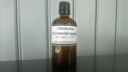 Silverdroppar