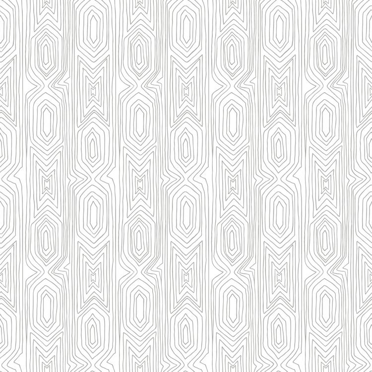 Linjelek Vitgrå