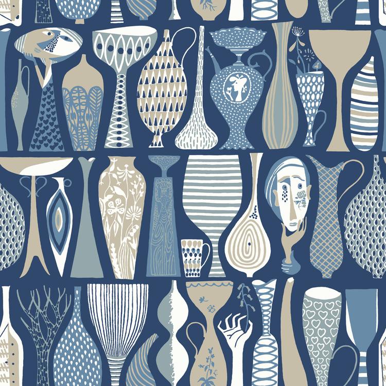 Pottery 1759