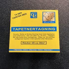 Tapetnertagning
