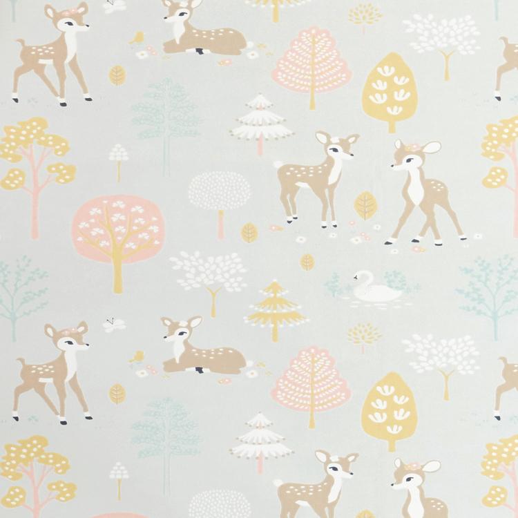Golden Woods Soft Grey