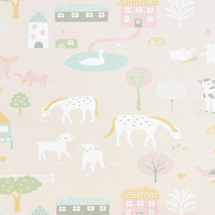 My Farm Soft Pink