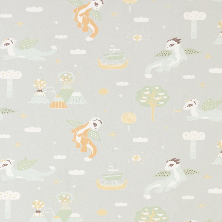 Magical Adventure Soft Grey
