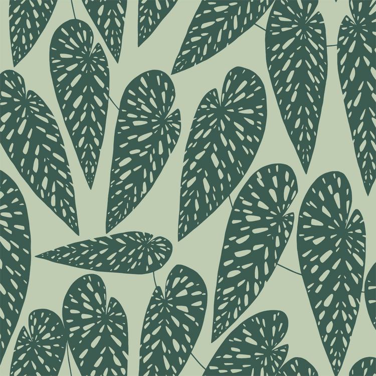 Jungle Ljusgrön