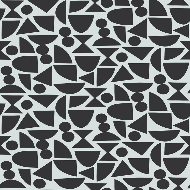 Shapes Mintgrön / Svart