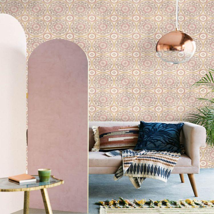 Rosario Tiles Pink