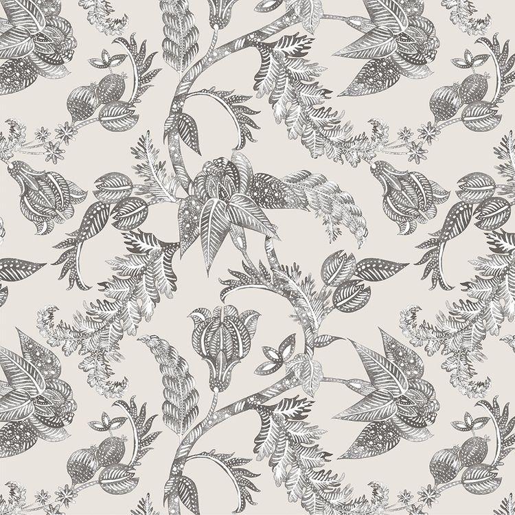 Royal Batik Antracita / Gris