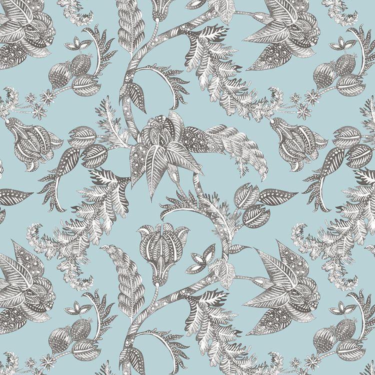 Royal Batik Antracita / Egeo
