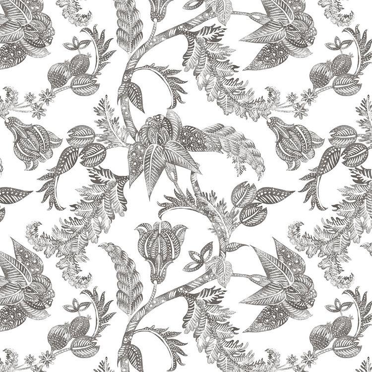 Royal Batik Antracita