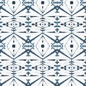 Kaleidoscope Azul Tinta