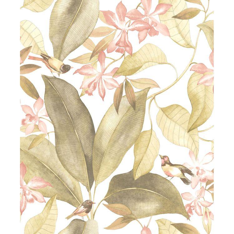 Birdsong Vert / Rose