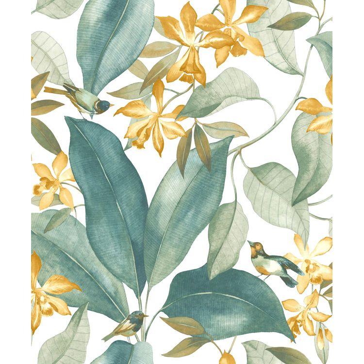 Birdsong Vert / Jaune