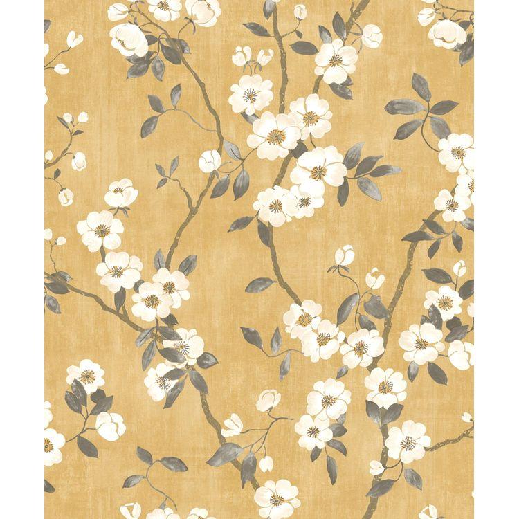 Spring Flower Jaune / Noir