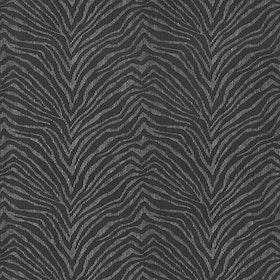 Zebramönster Svart