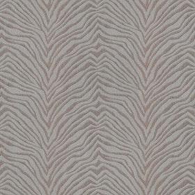 Zebramönster Grå / Koppar