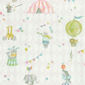 Join The Circus Ljusrosa