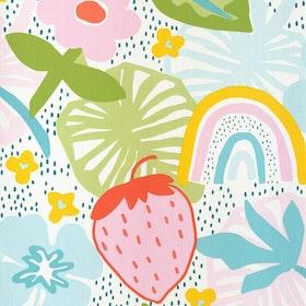 Strawberry Fields Blå
