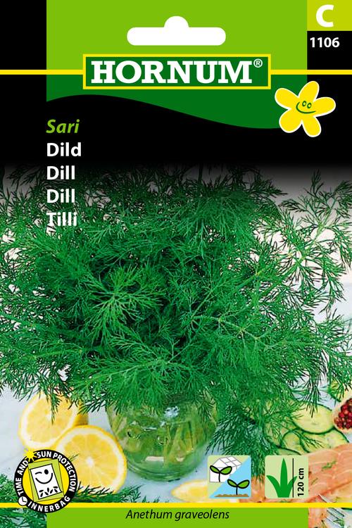 """Dill """"Sari"""""""