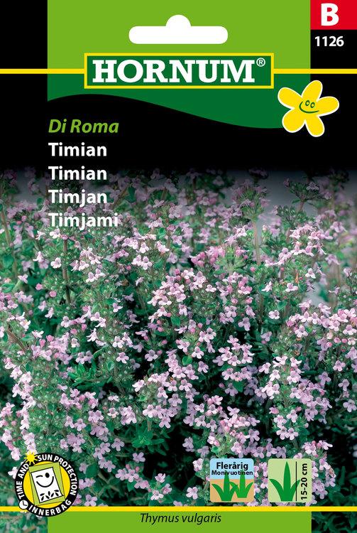 """Timjan """"Di Roma"""""""