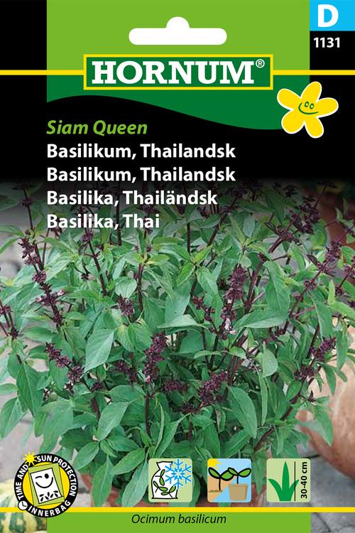 """Thailändsk Basilika """"Siam Queen"""""""