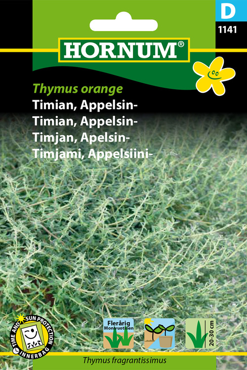 "Apelsin Timjan ""Thymus Orange"""