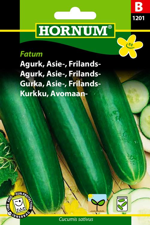 "Frilands-/Asie Gurka ""Fatum"""