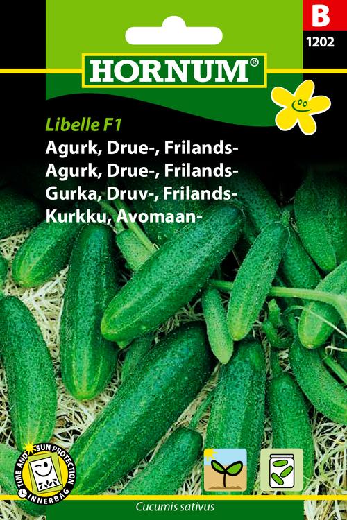 """Frilands-/Druv Gurka """"Libelle F1"""""""