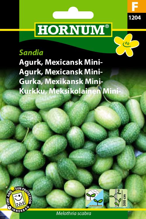 "Mexikansk minigurka ""Sandia"""