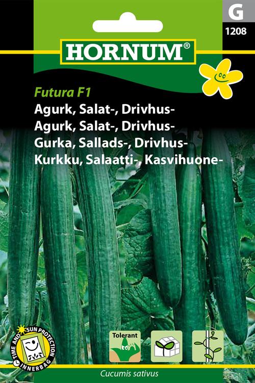 """Växthus-/Salladsgurka """"Futura F1"""""""