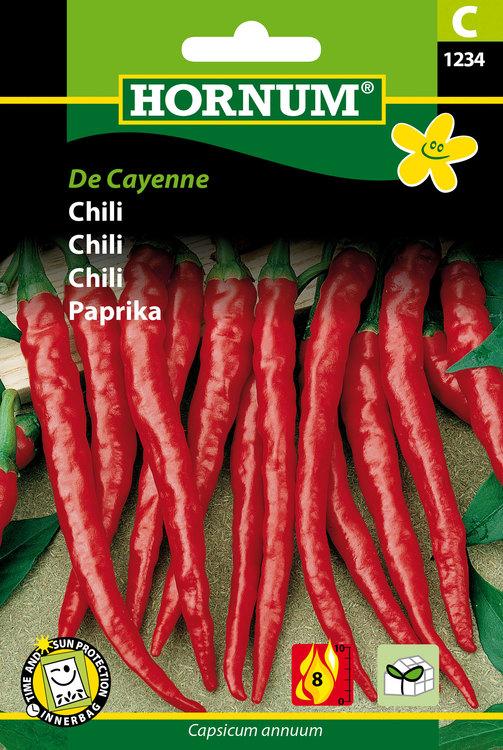 """Chili """"De Cayenne"""""""