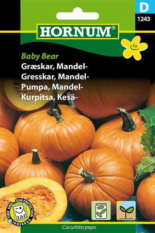 """Mandelpumpa """"Baby Bear"""""""