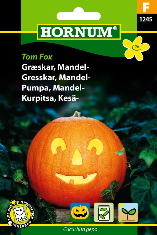 "Mandelpumpa ""Tom Fox"""