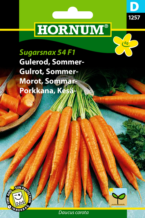 "Sommarmorot ""Sugarsnax 54 F1"""