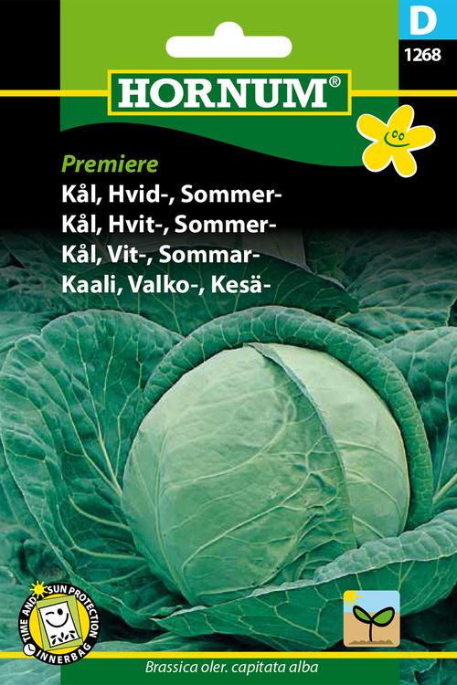 "Sommar Vitkål ""Premiere"""