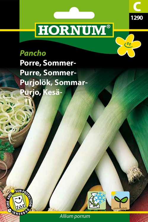 "Sommar Purjolök ""Pancho"""