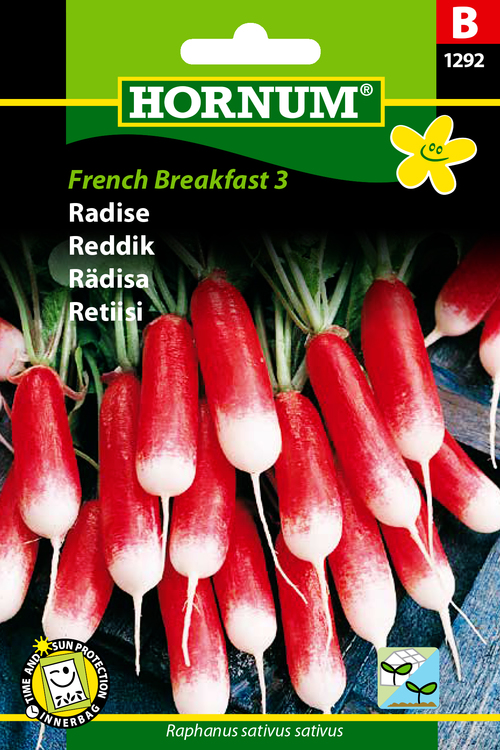 "Rädisa ""French Breakfast 3"""