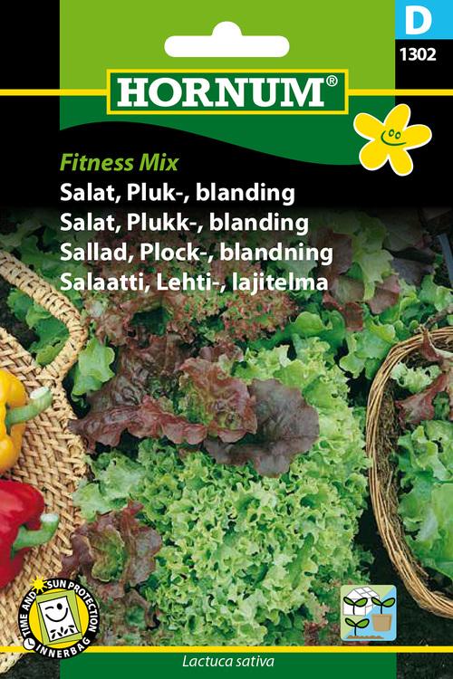 """Plocksallad mix """"Fitness mix"""""""