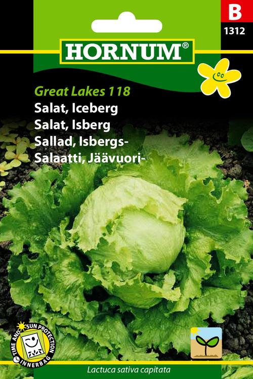 "Icebergssallad ""Great Lakes 118"""