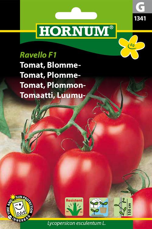 """Plommontomat """"Ravello F1"""""""