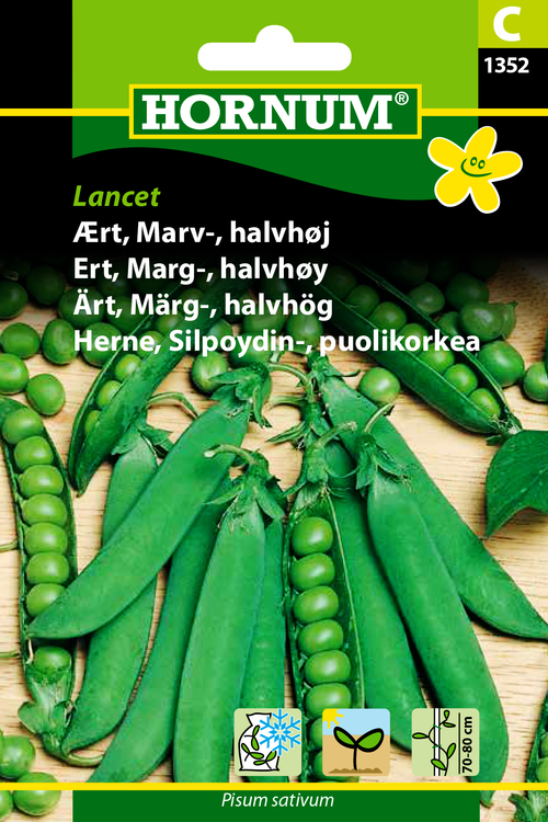 """Märgärt - Halvhög """"Lancet"""""""