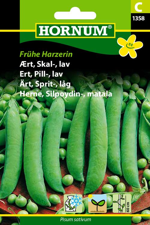 """Spritärt - Låg """"Frühe Harzerin"""""""