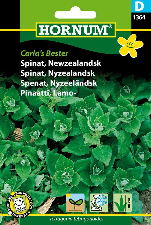 "Nyzeeländsk Spenat ""Carla's Bester"""