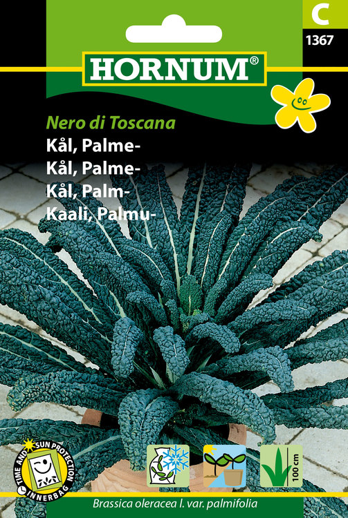 "Palmkål ""Nero di Toscana"""