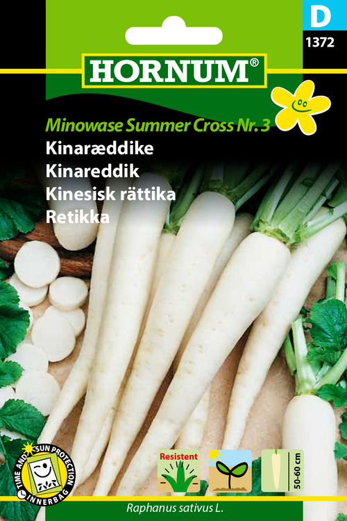 "Kinesisk rättika ""Minowase Summer Cross Nr. 3"""