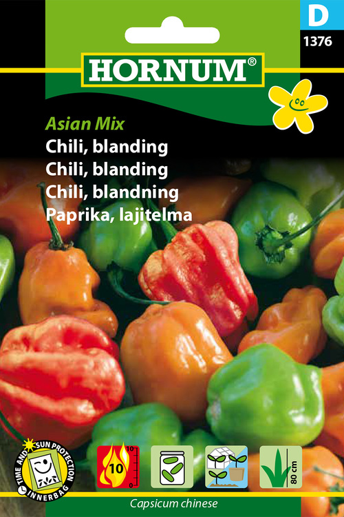 "Chili ""Asian Mix"""