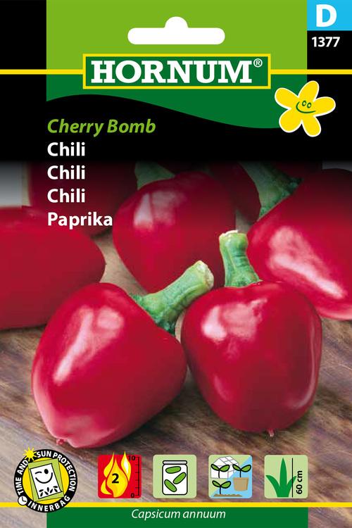 """Chili """"Cherry Bomb"""""""