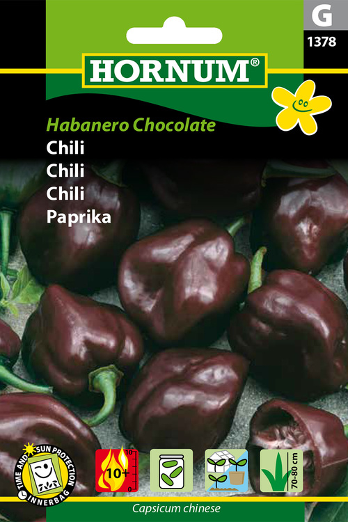 "Chilie ""Habanero Chocolate"""