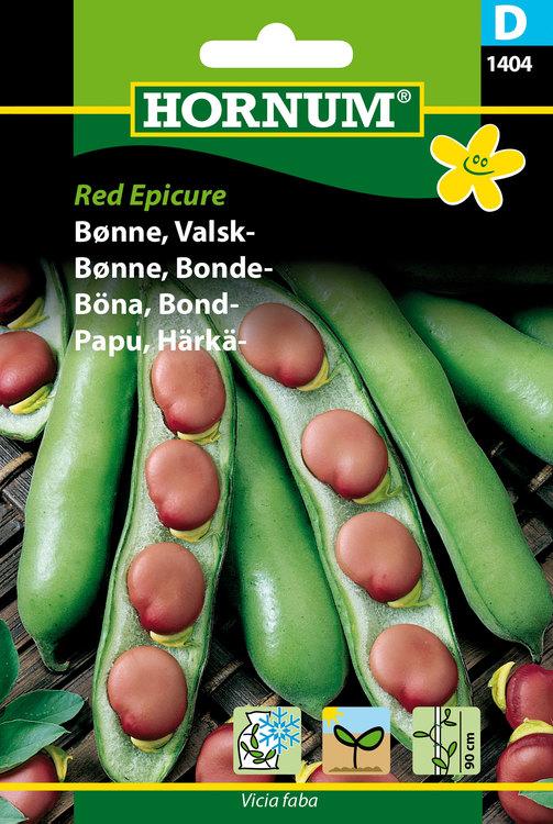 """Bondböna """"Red Epicure"""""""
