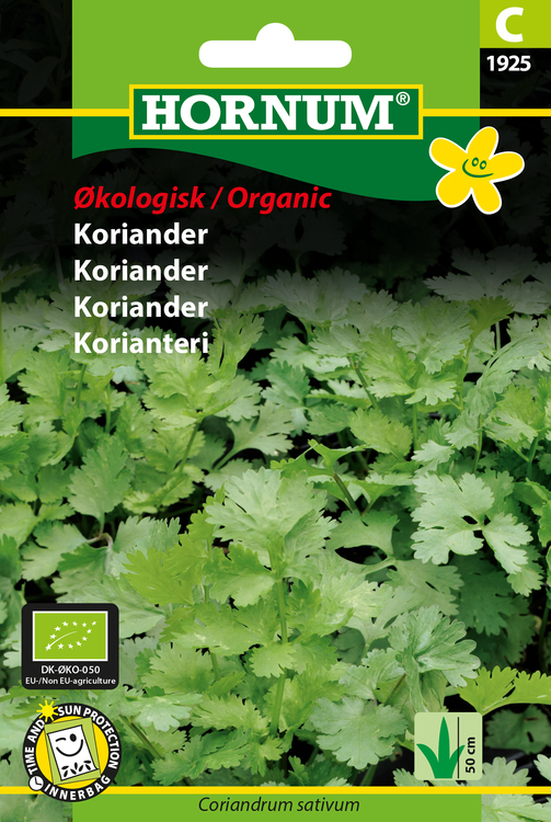 Koriander - Eko