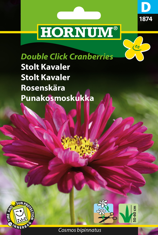 "Rosenskära ""Double Click Cranberries"""